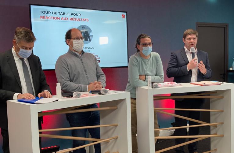 Emission Live : Résultats d'enquête COVID-19