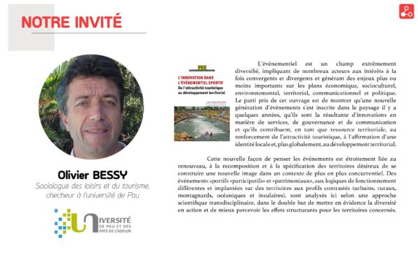Olivier Bessy - Invité