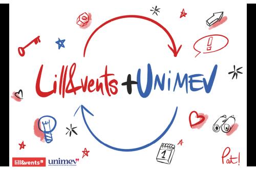 Lille Events adhère et s'affilie à l'UNIMEV !