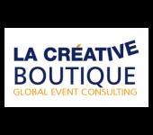 Recadrage logos Creative boutique