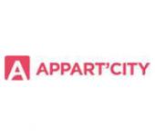 Recadrage logos site web APPART CITY