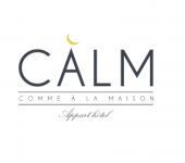 Recadrage logos site web CALM APPART
