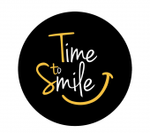 lOGO TIME TOO SMILE